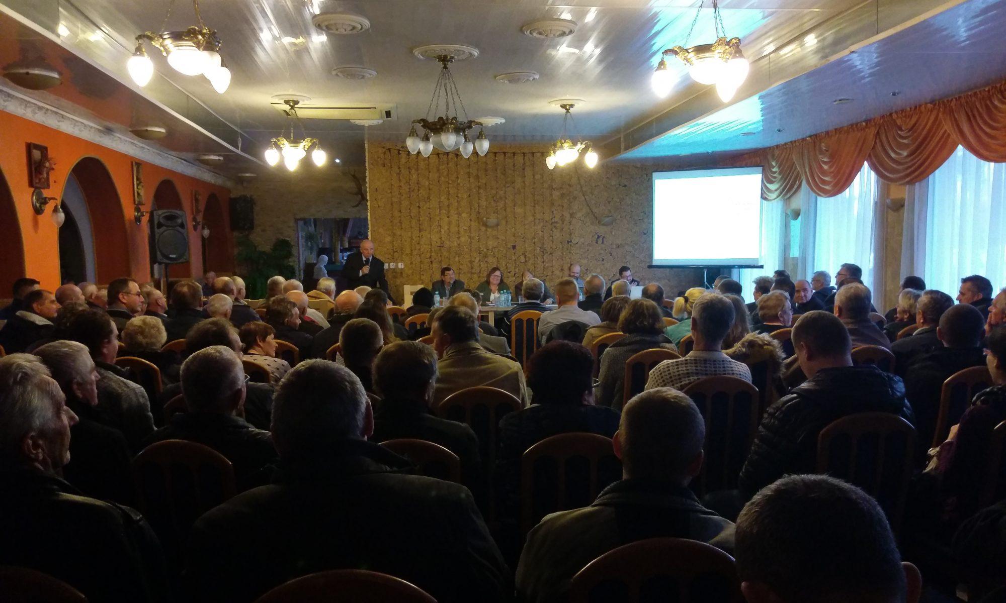 Kopania odkrywkowa Złoczew: Rozmawialiśmy o odkrywce w Złoczewie - spotkanie informacyjne dla mieszkańców